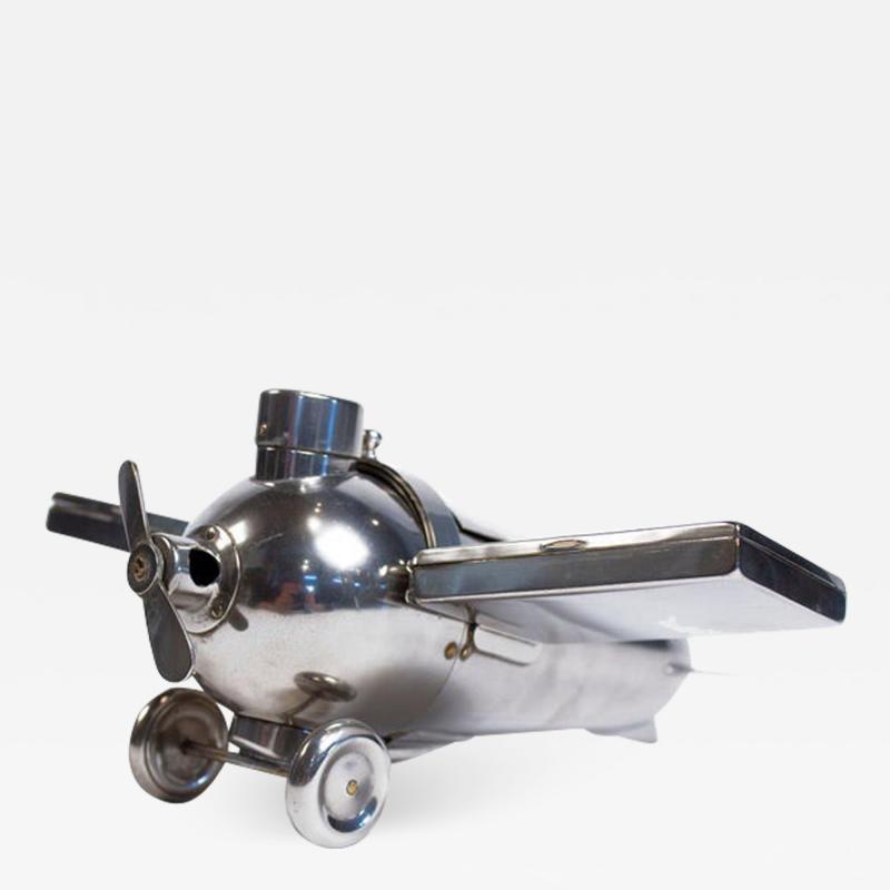 J A Henckels Airplane Smoker s Set by A J A Henckels