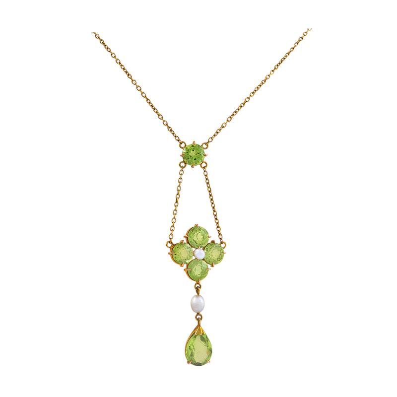 J E Caldwell Co Jewelry Edwardian Pendant by J E Caldwell
