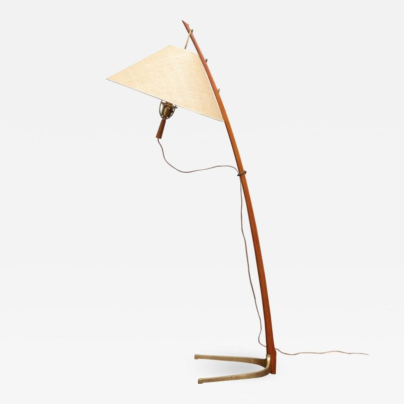 J T Kalmar Kalmar Lighting Kalmar Dornstab Floor Lamp Austria