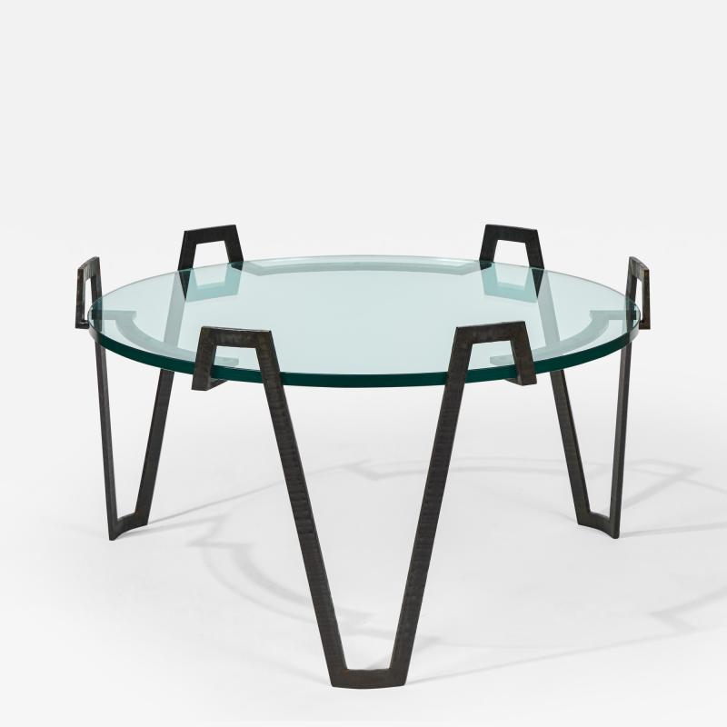 Jean Roy re Re Edition VAL DOR coffee table by Jean Roy re