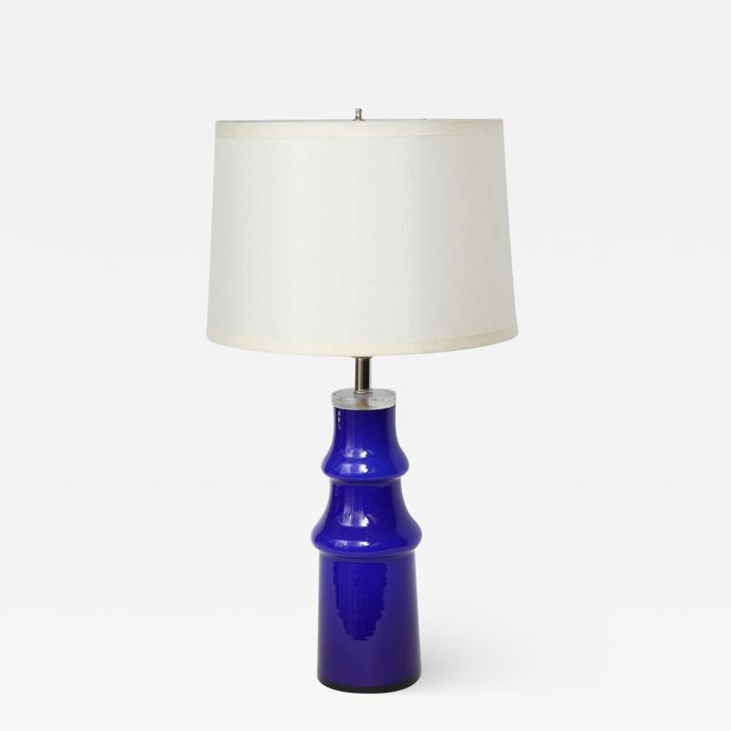 Johansfors Glasbruk Swedish Modern Lamp by Johansfors
