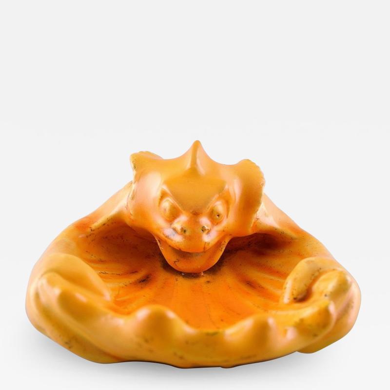 K hler Devil yellow glaze