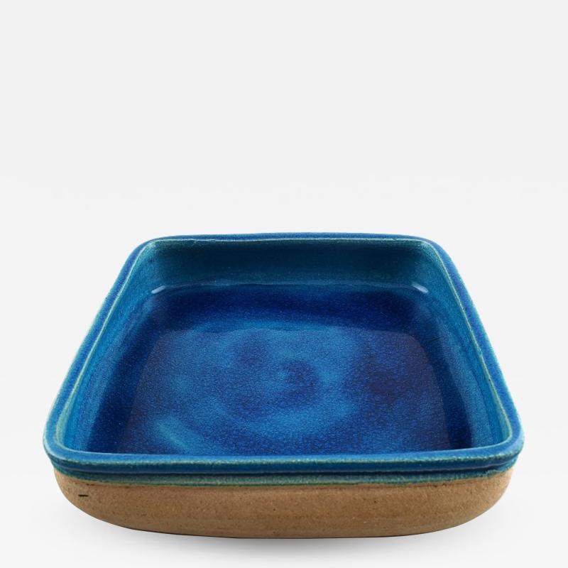 K hler Glazed stoneware large bowl