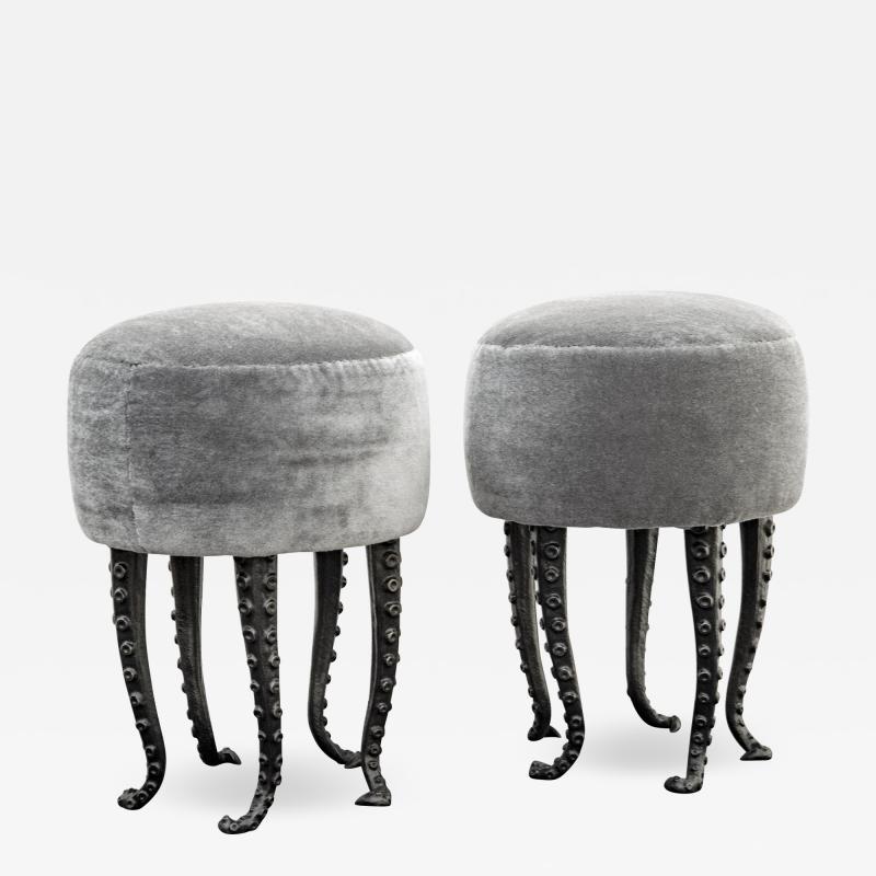 Kam Tin Octopus stool