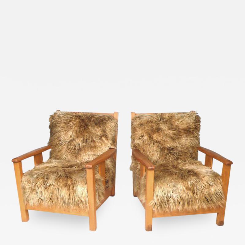Karpen of California Karpen Furniture Lounge Chairs