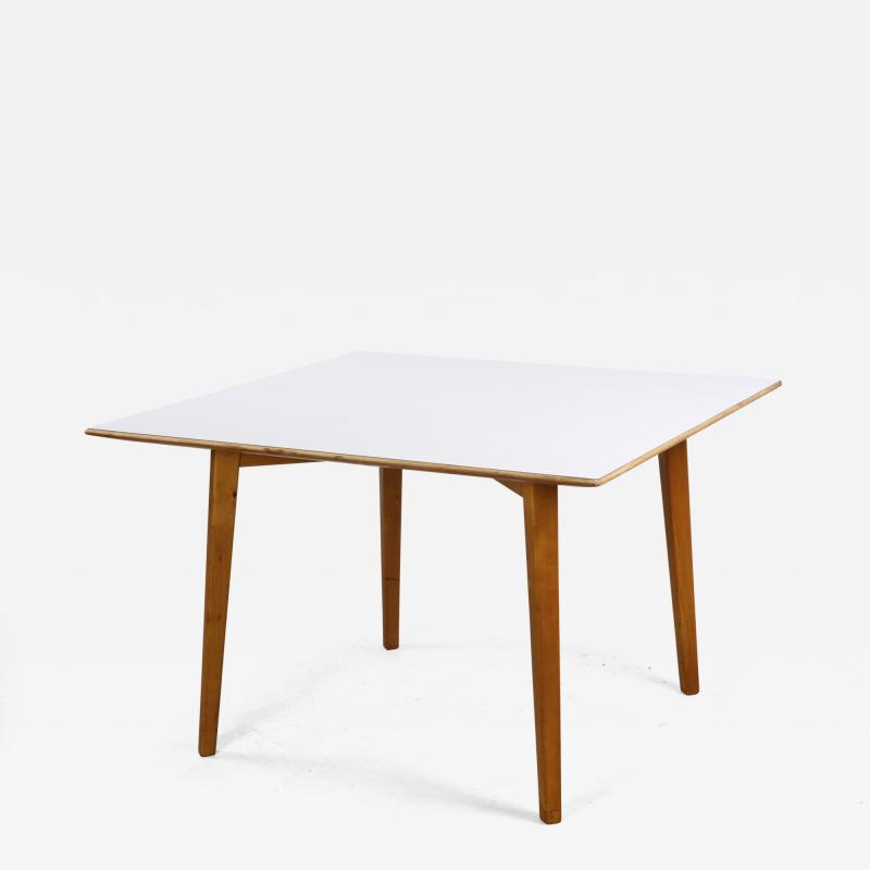 Knoll Birch and Laminate Coffee Table by Knoll