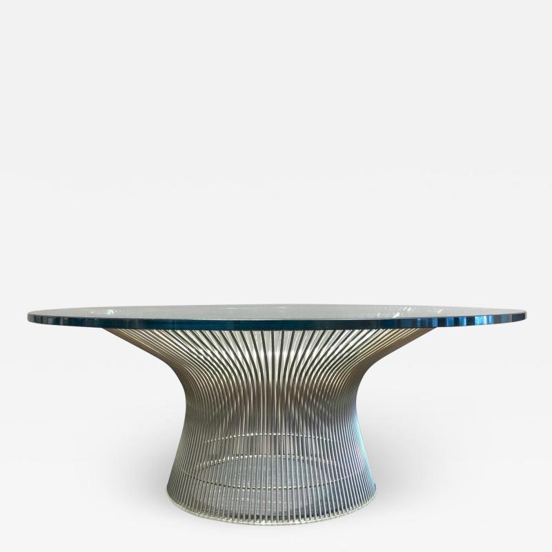 Knoll International Warren Platner Coffee Table