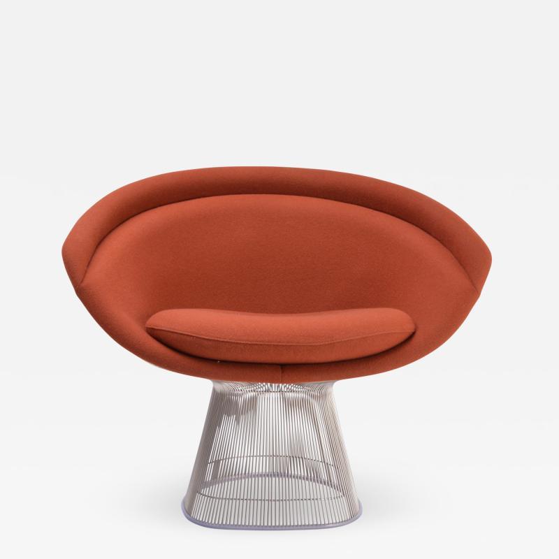Knoll International Warren Platner Lounge Chair for Knoll International 1966
