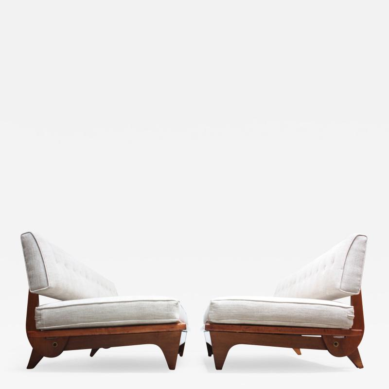 Knoll Pair of Daybed Sofas by Richard Stein for Knoll