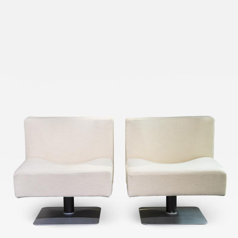 Knoll Pair of Knoll armchairs