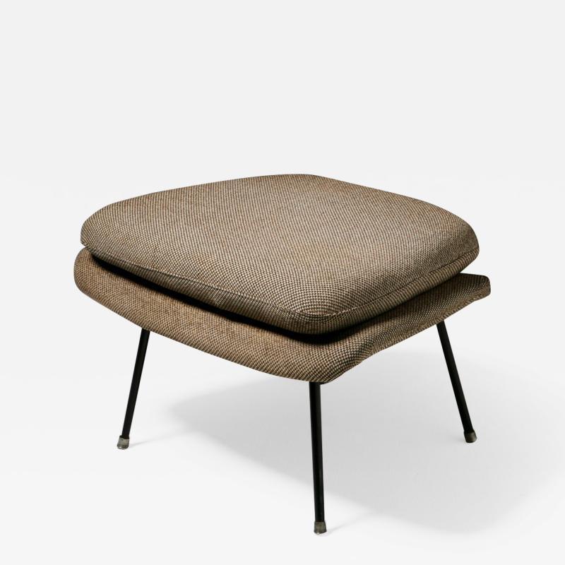 Knoll Womb Chair Ottoman by Eero Saarinen for Knoll