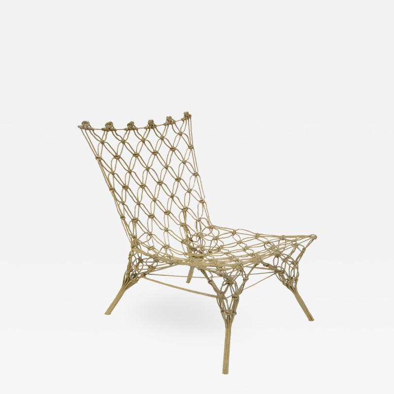 Knotted Chair Designed by Marcel Wanders