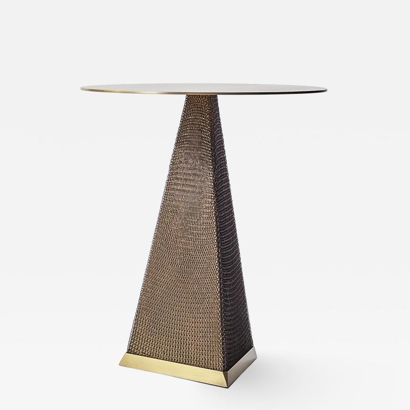 Konekt Armor Triangle Side Table