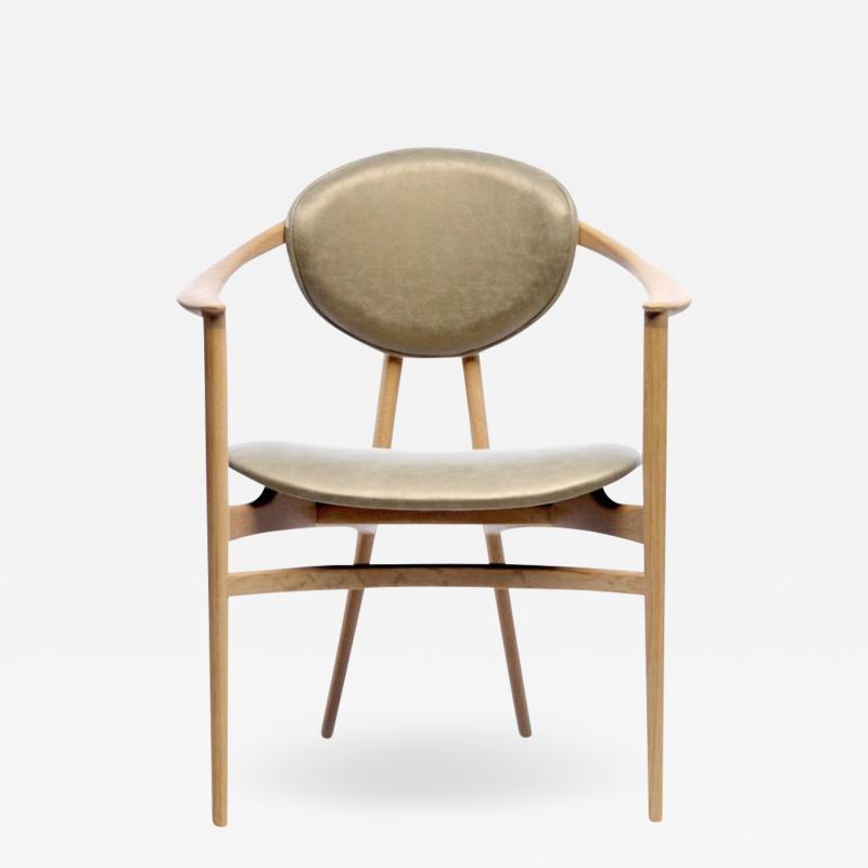 Konekt Bianca Arm Dining Chair by Konekt