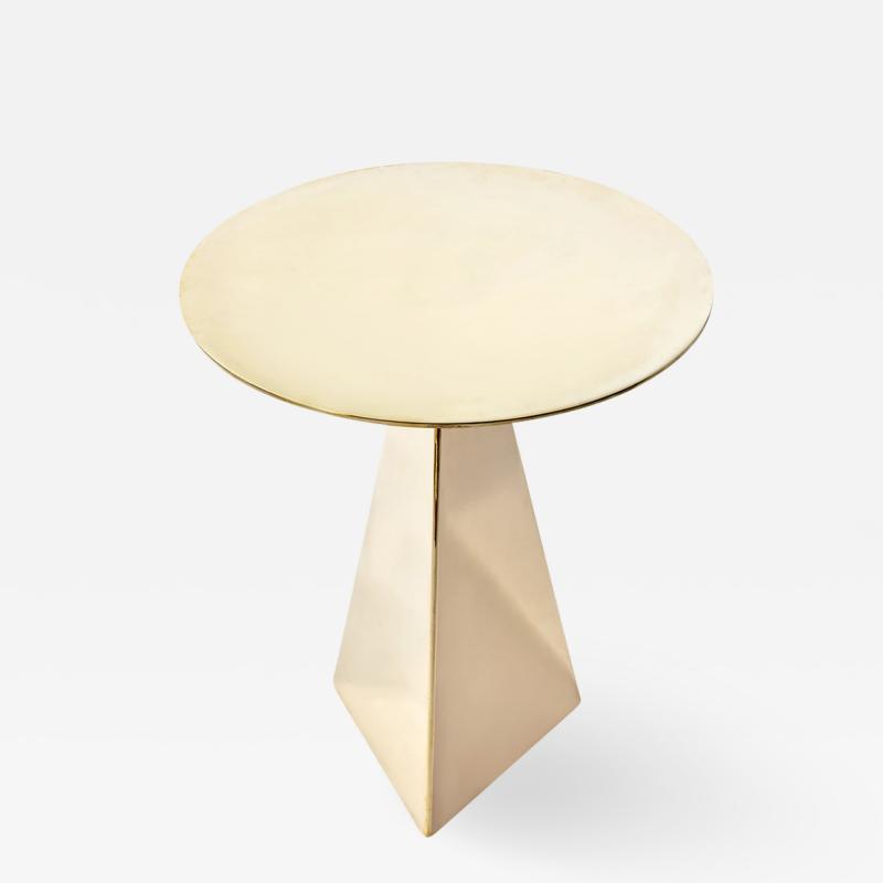 Konekt Triangle Side Table by Konekt