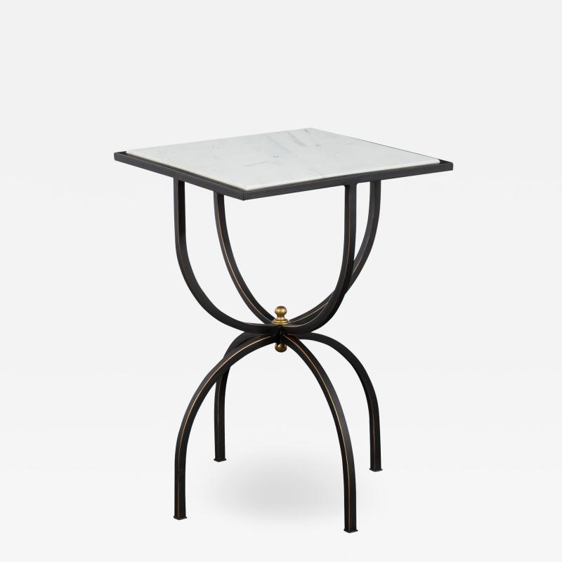 Kravet Inc Balin Side Table White