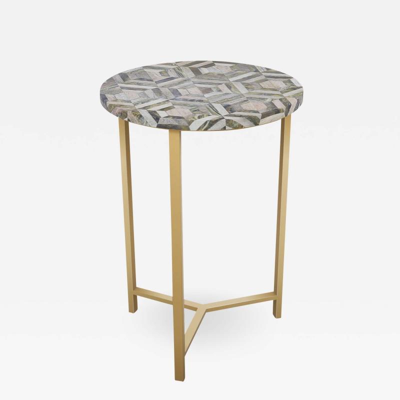Kravet Inc Culver Table Tri Leg