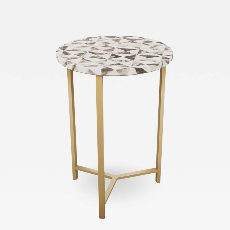 Kravet Inc Pavonia Table Tri Leg