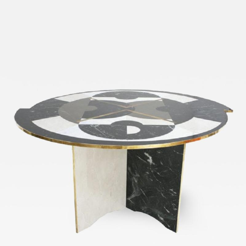 L A Studio MARBLE TABLE DESIGNED BY L A STUDIO