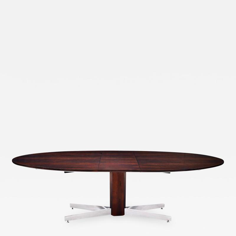 L Atelier San Paulo Jorge Zalszupin for LAtelier Jacaranda Dining Table Brazil 1960