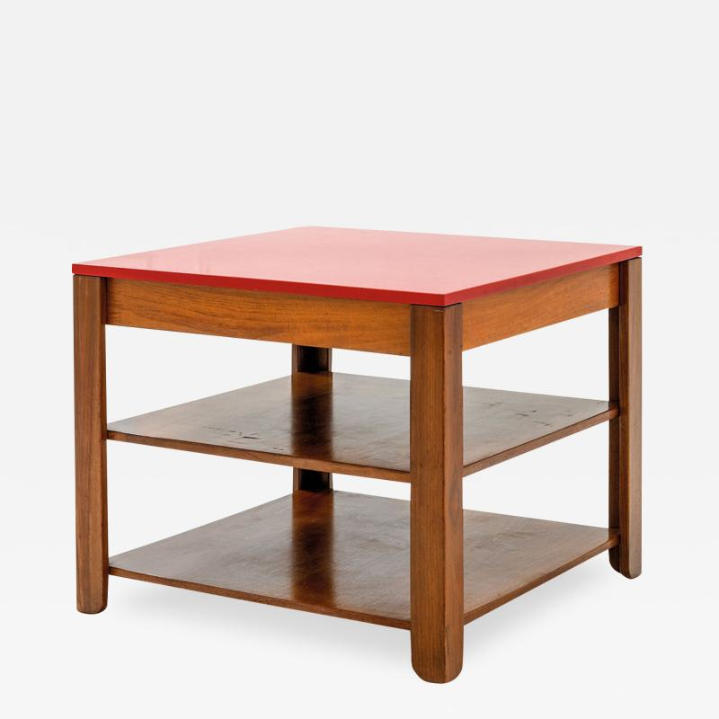 La Permanente Mobili Cant Table with storage unit La Permanente Mobili Cant