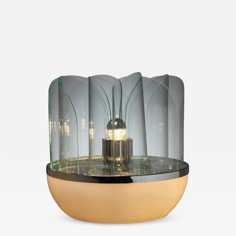 Lamperti Fru Fru Table Lamp by Elvio Becheroni for Lamperti