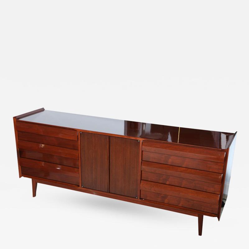 Lane Furniture Lane Mahogany Dresser 1960s