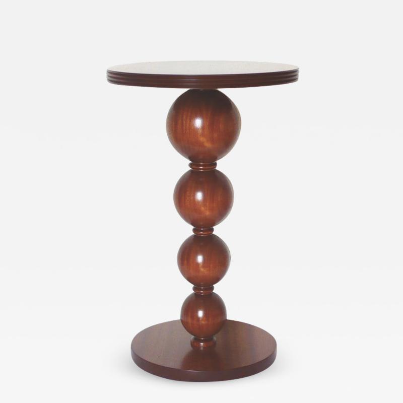 Lang Hall Sphere Drink Table