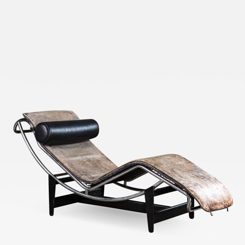 Le Corbusier Jeanneret Perriand JEANNERET AND LE CORBUSIER LC4 CHAISE