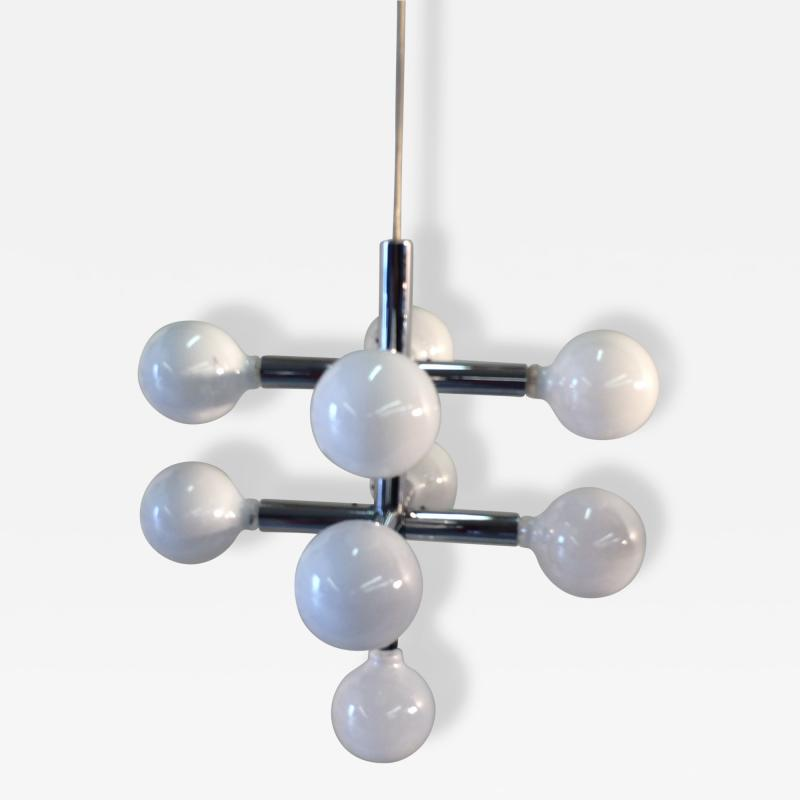 Lightolier Modern Chandelier