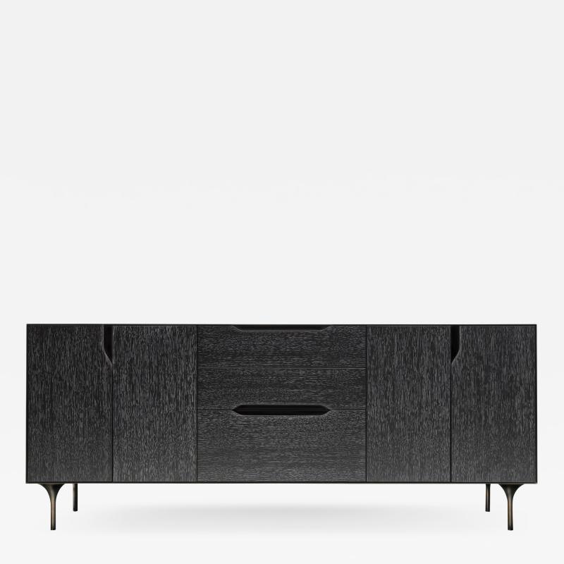 Lumifer by Javier Robles Titan Credenza Floor Sample
