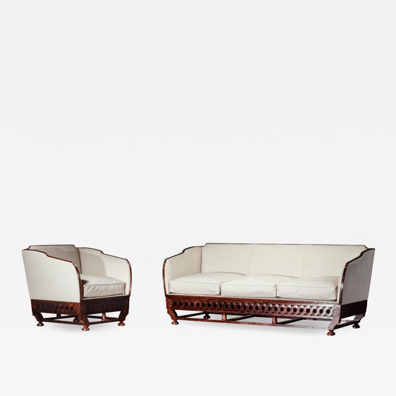 Lutyens 1929 Sofa Chair
