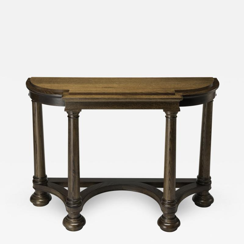 Lutyens D End Console Table