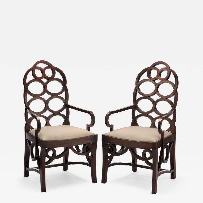 Lutyens Loopback Chair