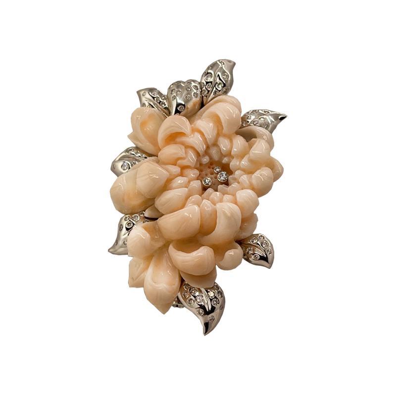 Marchak Marchak Coral Pin