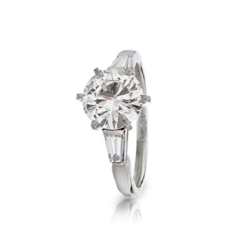 Mauboussin MAUBOUSSIN 1 50 CARAT ROUND DIAMOND G VS2 GIA RING