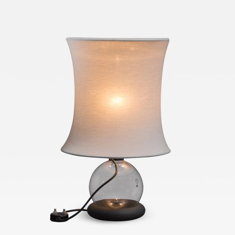 Meroni Gianfranco Frattini Lotus Table Lamp for Meroni Italy 1960s