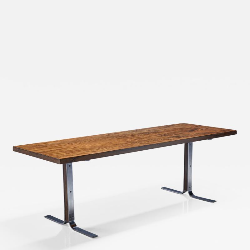 Model 66 Coffee Table by E W Bach for M belfabrikken Toften Denmark 1950s