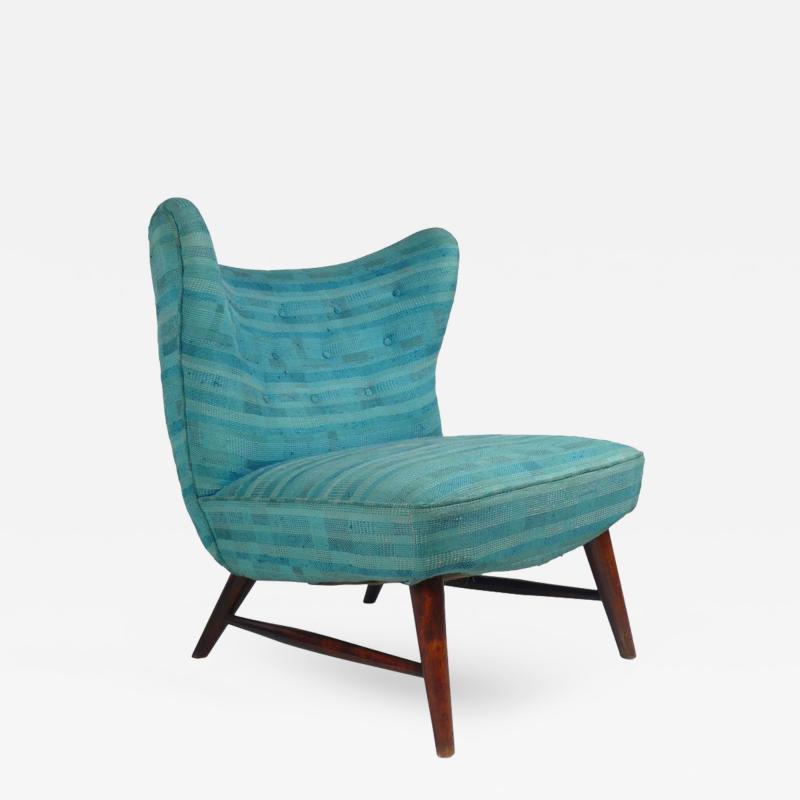 Nordiska Kompaniet 201 Armless Chair by Elias Svedberg