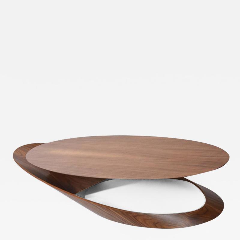 Opere e i Giorni Studio Large Italian Modern Architectural Coffee Table by Studio Lopere ei Giorni