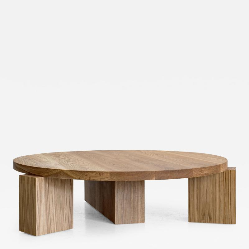Orange Furniture CUBIST ROUND COFFEE TABLE BY ORANGE