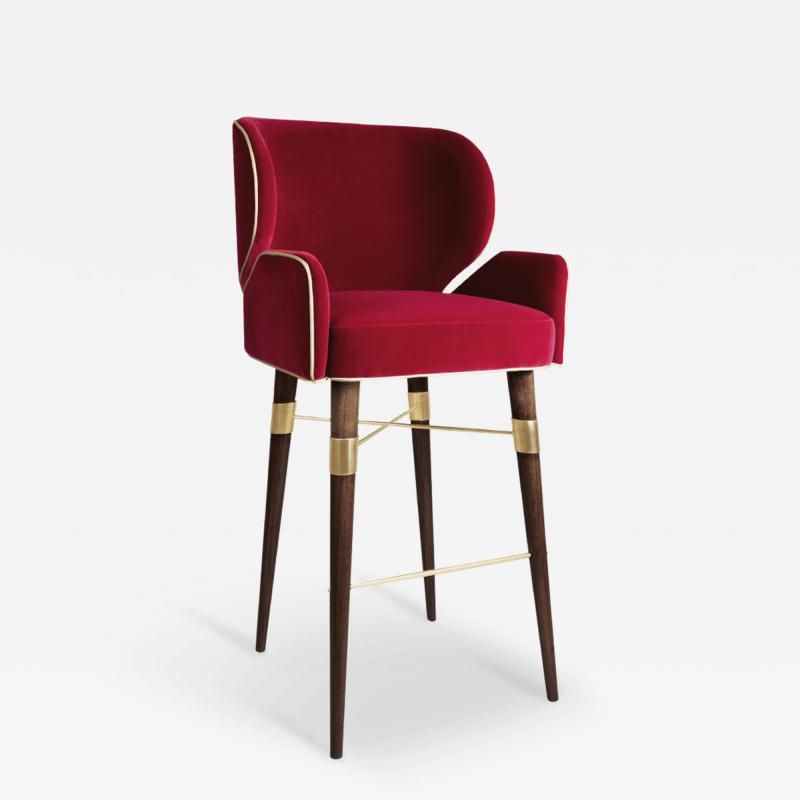 Ottiu Louis I bar chair