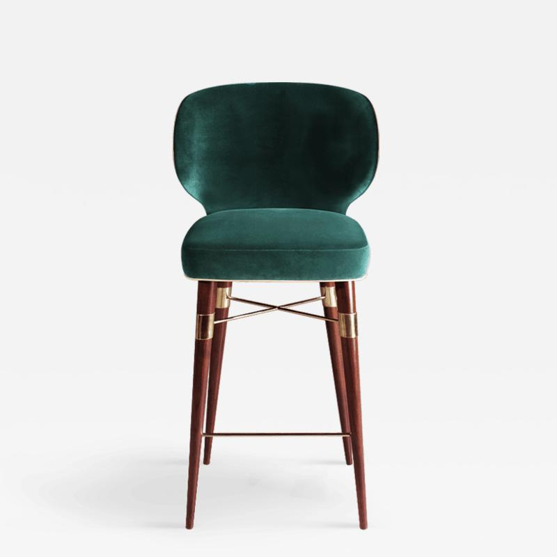 Ottiu Louis bar chair