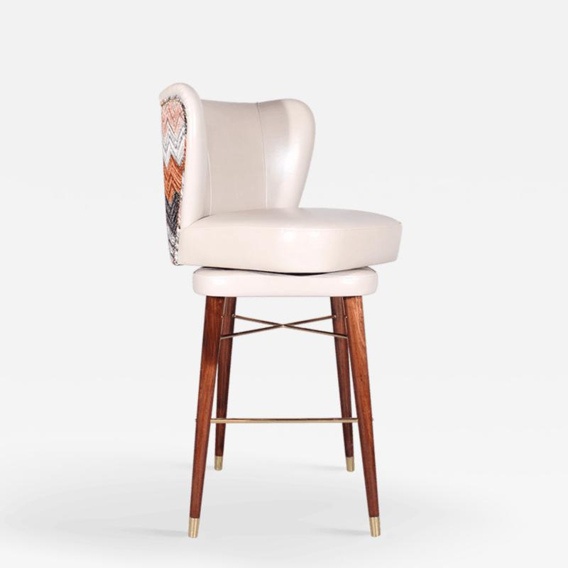 Ottiu Visconti bar chair