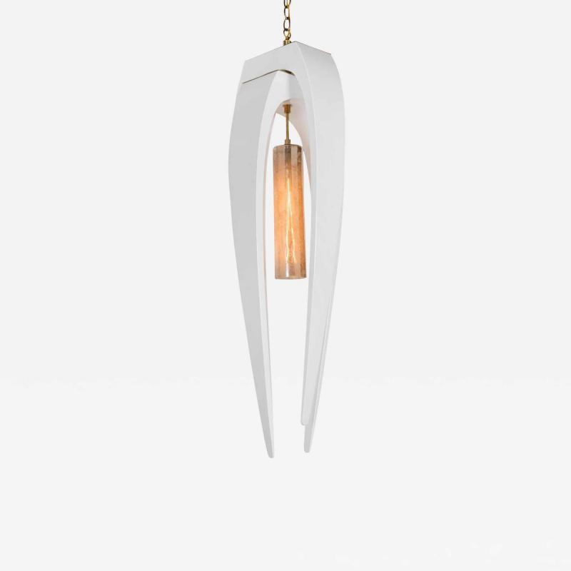 Paul Marra Design Double Wishbone Pendant by Paul Marra