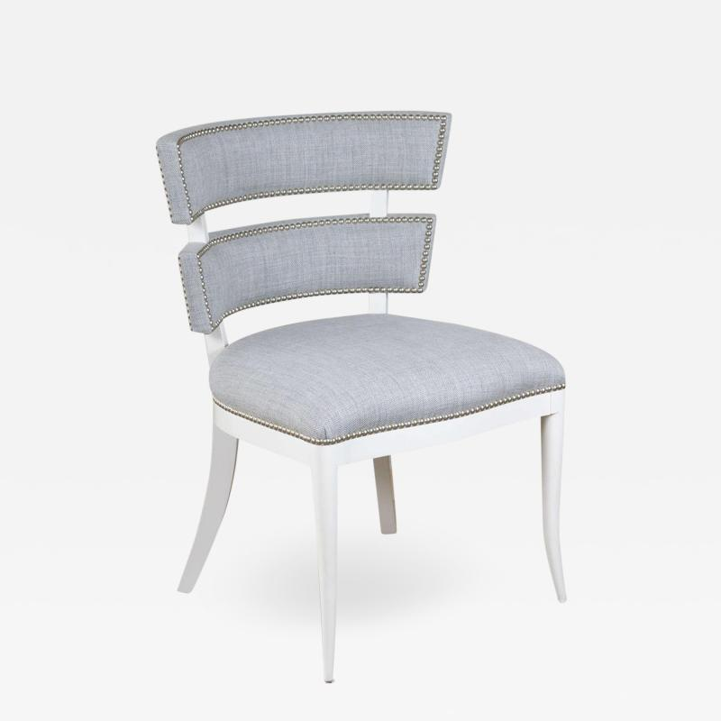 Paul Marra Design Klismos Style Chair