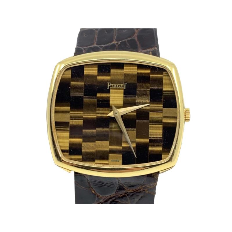 Piaget Piaget tigers eye Watch