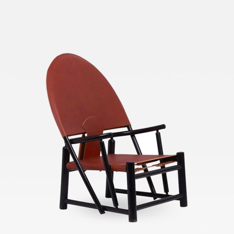 Piero Palange Werther Toffoloni Hoop Lounge Chair by Piero Palange and Werther Toffoloni