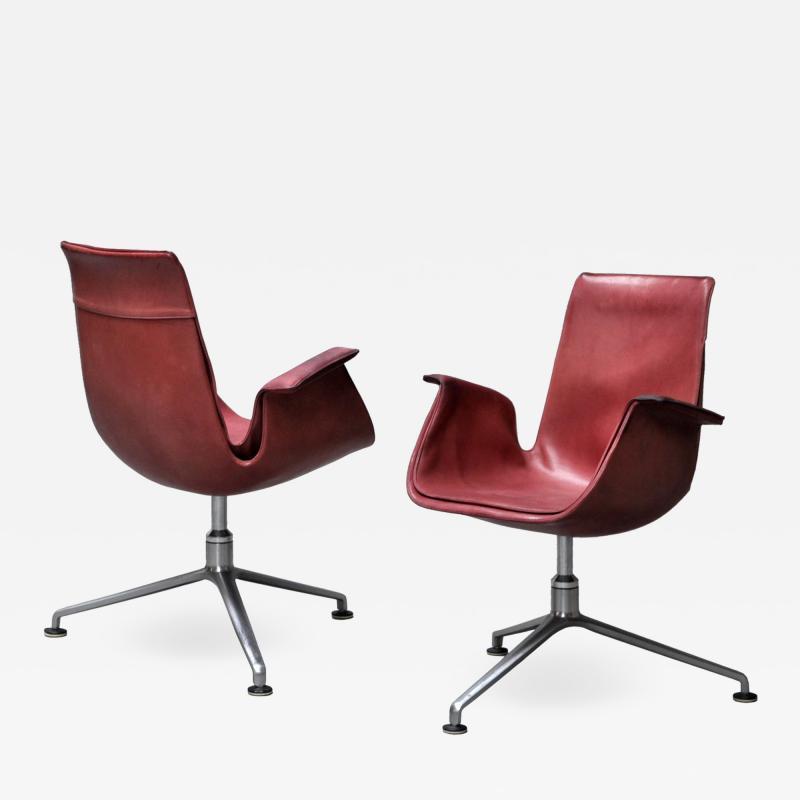 Preben Fabricius and Jorgen Kastholm Preben Fabricius Bird Chairs