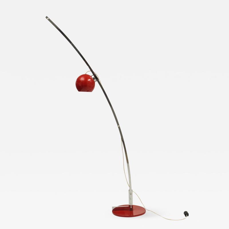 Reggiani Reggiani Chrome Floor Lamp